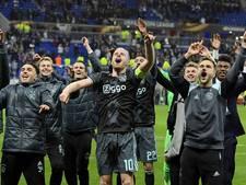 Ook Willem II blij met finaleplaats Ajax: 'Maak er maar een latertje van'