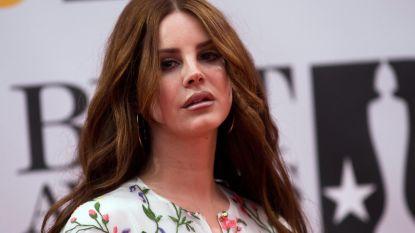 Waar is België, Lana Del Rey? Amerikaanse zangeres veegt ons land van de kaart