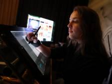 Op weg naar Disney en Pixar: Lava Hijzelaar (18) uit Helmond verbluft met haar korte animatiefilms