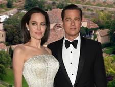 Angelina en Brad wegens wanbetaling aangeklaagd door Franse woningstylist