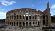 Colosseum dooft lichten voor slachtoffers van ramp in Genua