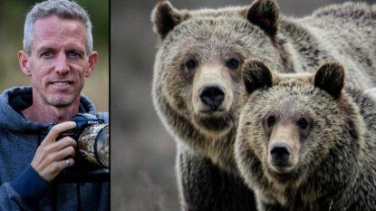 Vlaming in VS ontsnapt twee keer nipt aan aanval van grizzlybeer