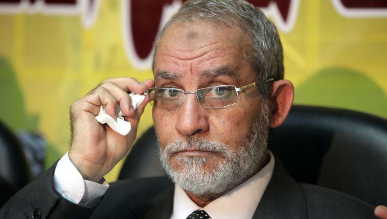 Mohamed Badie. Beeld EPA