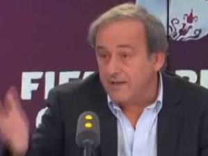 """Le tacle de Michel Platini contre le football moderne: """"Le PSG pourrait s'appeler Coca-Cola"""""""