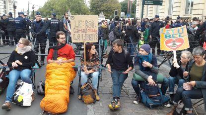 Brusselse burgemeester Close verbiedt actie Extinction Rebellion op Grote Markt