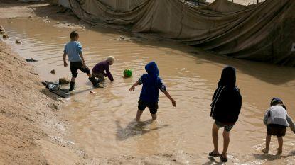 VN slaan alarm over kindsterfte in vluchtelingenkamp Al-Hol in Syrië