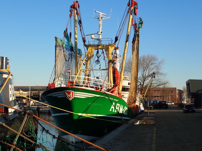 De ARM20 in de haven van Vlissingen