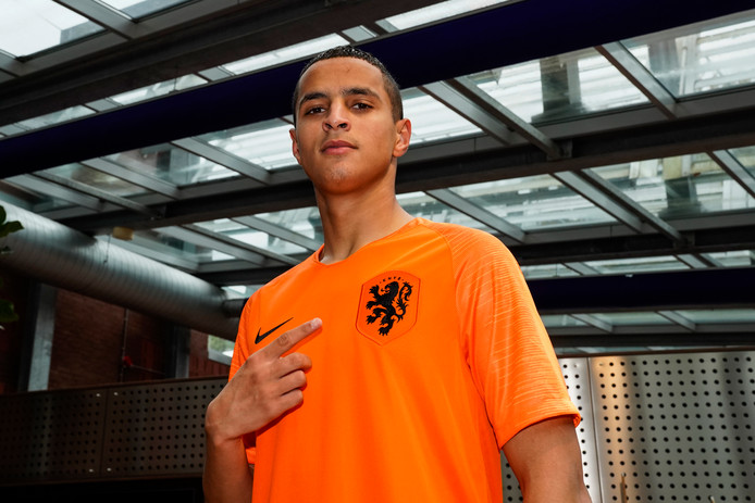 Mohamed Ihattaren kiest voor Oranje.