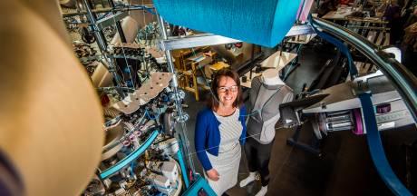 De textielreuzen zijn vertrokken uit Twente, maar textielonderwijs is nog springlevend