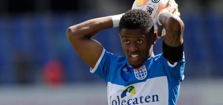Kenneth Paal zet na zijn vakantie krabbel onder driejarige verbintenis bij PEC Zwolle
