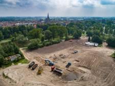 Bijna iedereen is blij met herinrichting Stadspark van Kampen