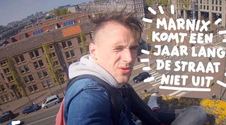 Marnix Haak kwam een jaar lang de Javastraat niet uit Beeld Jaffa Jaffa