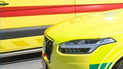 Automobilist omgekomen na zware klap in Tessenderlo