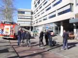 Brand in kantoorpand aan de Westblaak in Rotterdam