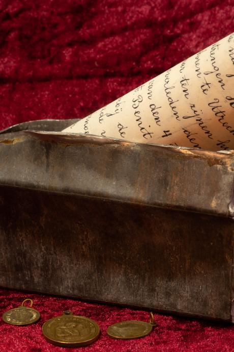 Capsule die bij verbouwing van het conservatorium werd gevonden brengt een opmerkelijk verhaal