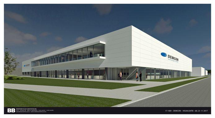 Demcon breidt uit met technologiecentrum van 5.000 vierkante meter.