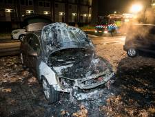 Auto in Neerbosch-Oost afgebrand