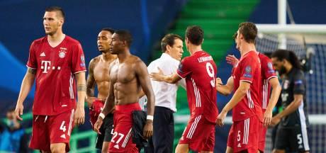 Lyon-coach Garcia: 'Bayern was zeker niet onverslaanbaar'