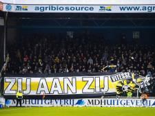 Meer dan 400 Vitesse-supporters reizen naar Alkmaar voor bekerkraker