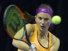 Woerdense tennisster Quirine Lemoine uitgeschakeld in ITF-toernooi