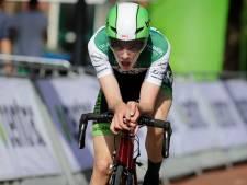 Nederlandse wielrenner Edo Maas (19) houdt dwarslaesie over aan val