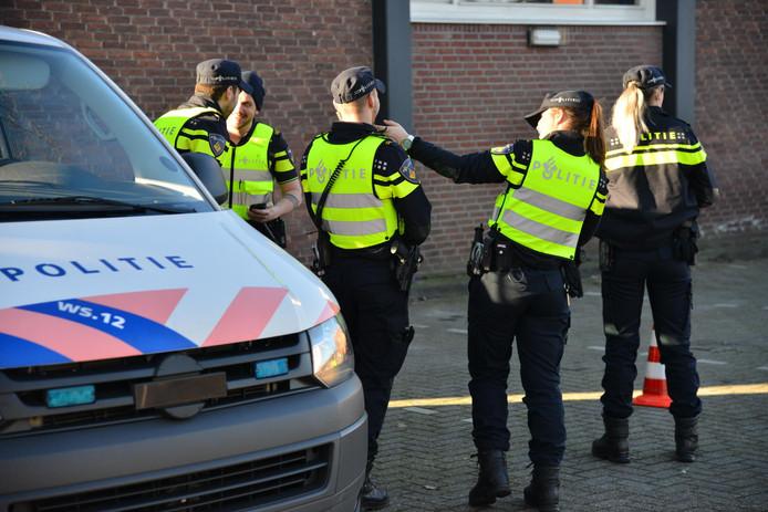 Grote verkeerscontrole in Breda