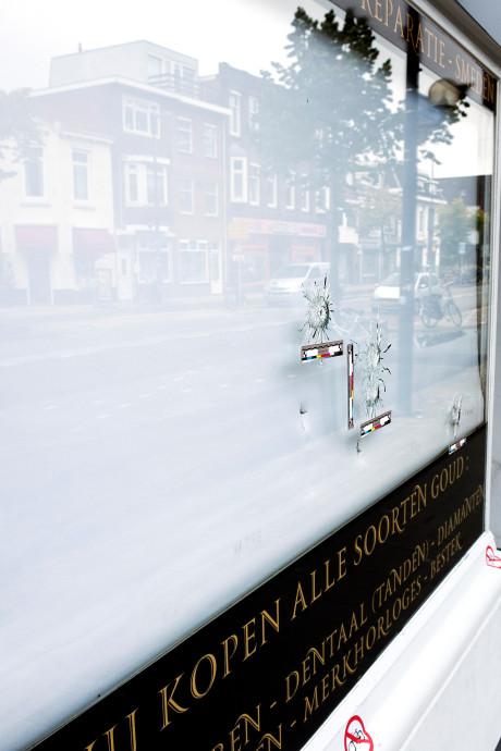 Omwonenden zijn juwelier liever kwijt na derde schietincident: 'Ik wil niet de dupe worden van één of ander conflict'