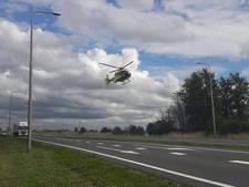 Dode bij ongeluk met vrachtwagen in  Zeewolde