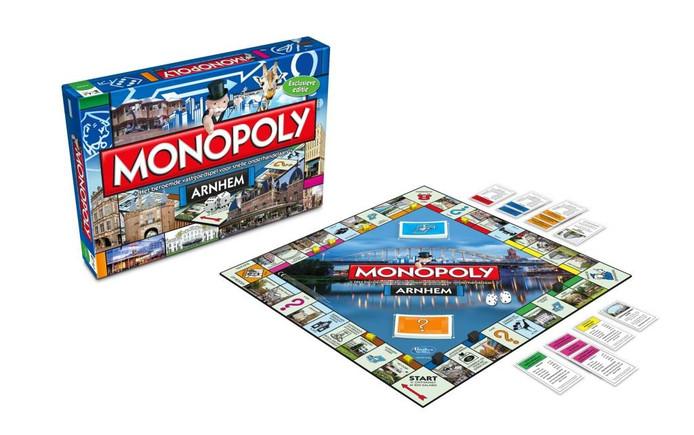 De Arnhemse Monopoly-versie