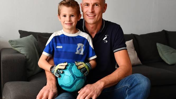 """Tim De Roy (RFC Blaasveld) keerde terug uit voetbalpensioen en denkt ondanks nieuwe coronamaatregelen niet aan stoppen: """"De goesting is te groot"""""""