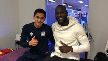 """FT België: Romelu Lukaku: """"Ooit keer ik terug naar Anderlecht"""" - Coucke niet opgezet met berichtgeving rond Anderlecht en Oostende"""