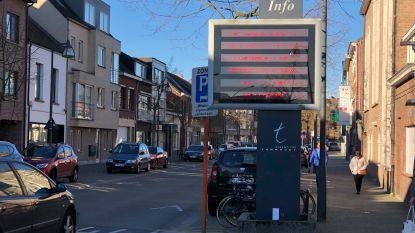Lichtkranten verdwijnen voor (paar) digitale infoborden