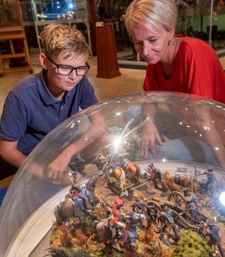 Historie Gele Rijders gekoesterd in museum Korps Rijdende Artillerie in 't Harde