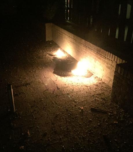 Buurt in Putten opgeschrikt door explosie