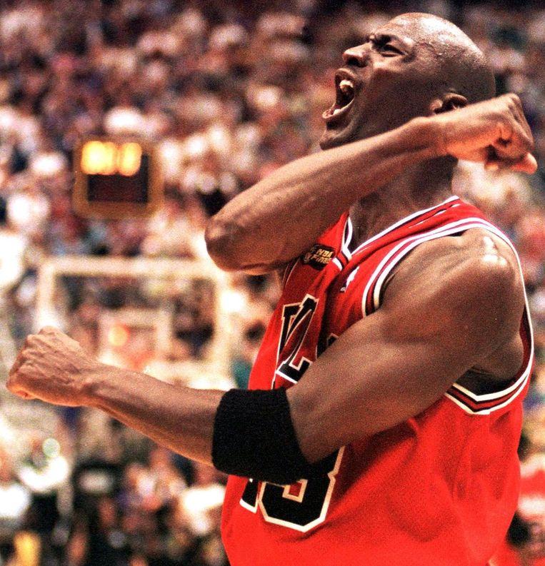 Michael Jordan in 1998.