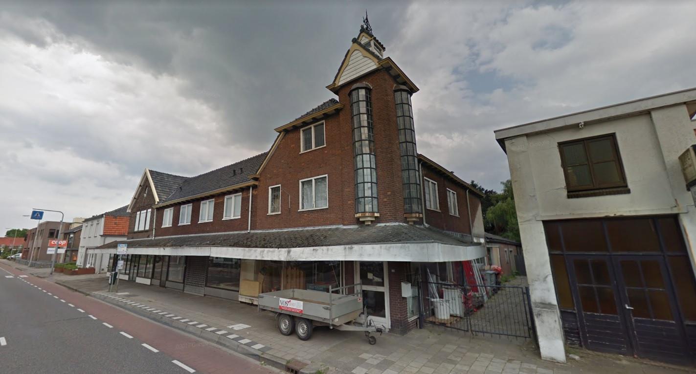 Het 'Torentje van Catootje' aan de Dorpstraat in Gendt.