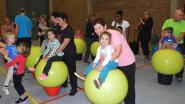 Sportieve namiddag voor grootouders en kleinkinderen