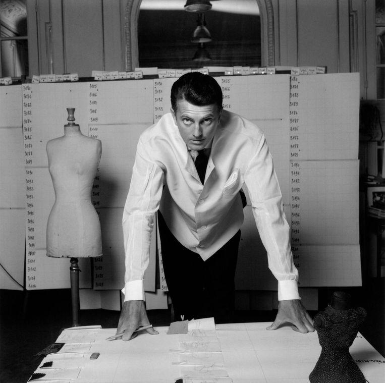 Hubert de Givenchy Beeld null