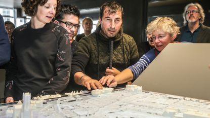 Voelmaquette maakt stad toegankelijk voor iedereen