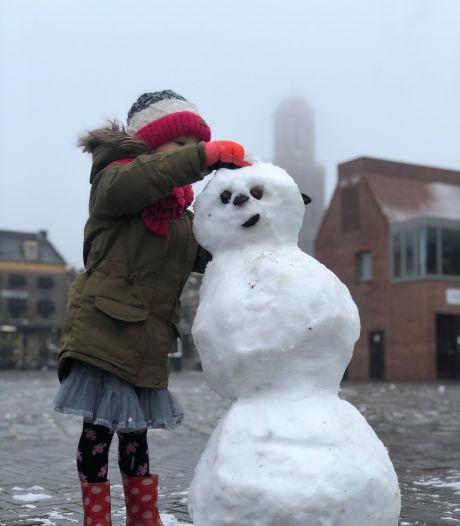 Oost-Nederland in de sneeuw: gelukkig hebben we de mooie foto's nog