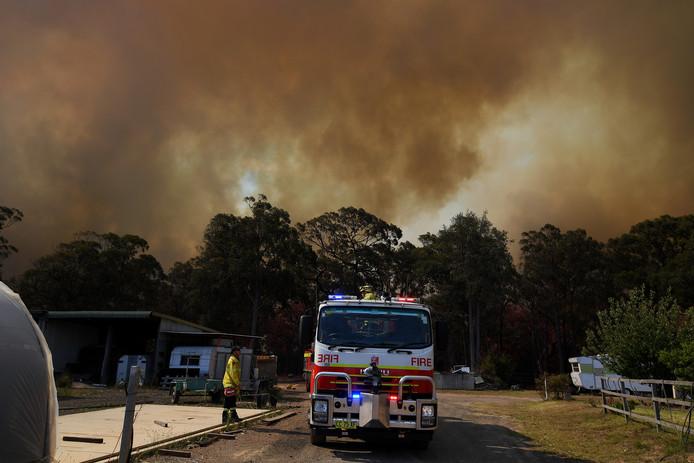Des incendies dévastent actuellement la cote est de l'Australie.