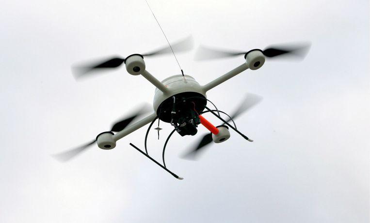 Een cameradrone. (archieffoto)