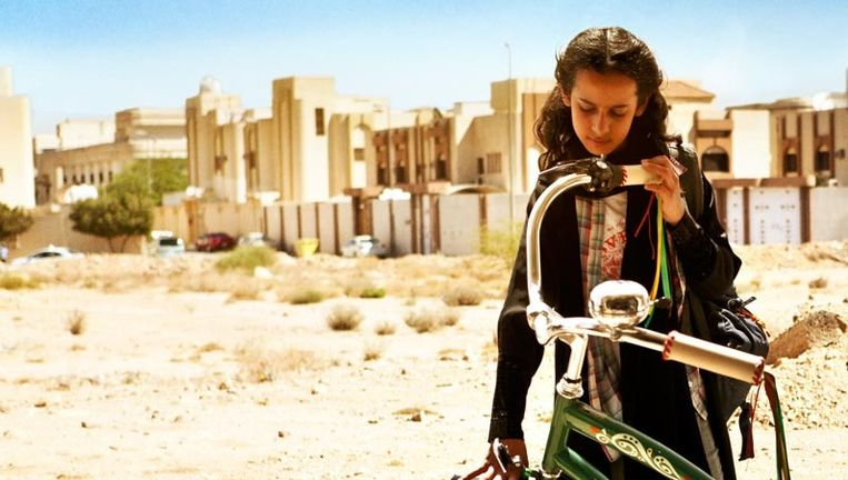 Beeld uit Wadjda, van de Saoedi-Arabische filmregisseur Haifaa Al Mansour. Beeld Flickr/Festival de Cine Africano