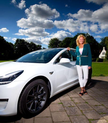 'Leaseauto? Nee, we wilden deze Tesla echt uit overtuiging'