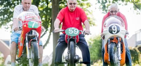 Verschil van inzicht leidt tot breuk Classic Demo Race Albergen en Rijdend Motorsport Museum: 'Staan dat geld niet af'