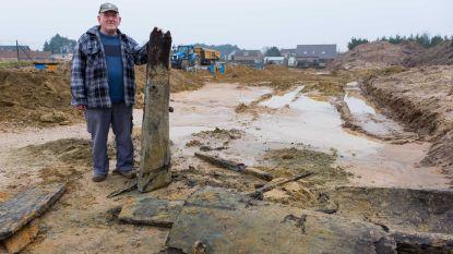 Verkaveling legt 1.000 jaar oude nederzetting bloot