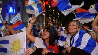 Nek-aan-nekrace bij verkiezingen Uruguay: resultaten vrijdag pas verwacht