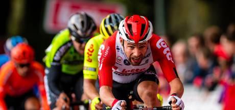 Victor Campenaerts aborde, motivé, sa dernière sortie avec Lotto-Soudal