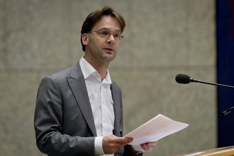 SP-Tweede Kamerlid Ronald van Raak. Beeld anp