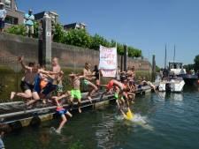 Protestsprong in haven Zierikzee krijgt vervolg